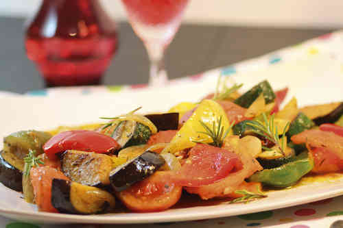 Ratatouille aus Nizza